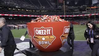 30th Annual Cheez It Bowl Game Recap