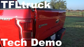 2015 Ford F-150 Pickup: What's new & innovative in the Bed & Tailgate