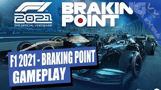 F1 2021: flechados hasta el podio en el prólogo de Braking Point, con Aiden Jackson