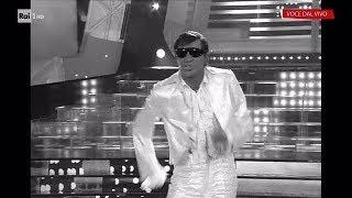 """Raimondo Todaro è Rocky Roberts: """"Stasera mi butto"""" - Tale e Quale Show 05/10/2018"""