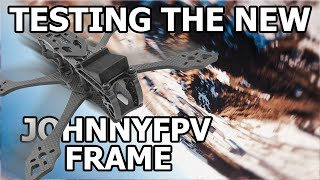 New FPV drone build - test flight - Lumenier QAV-S Johnny FPV V2 frame