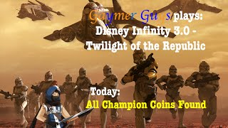 Disney Infinity 3.0 - Twilight of the Republic: Champion Coins