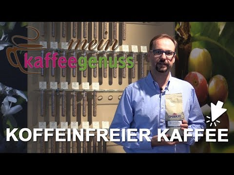 Koffeinfreier Kaffee OMKAFE Kaffeegenuss Decaffeinato