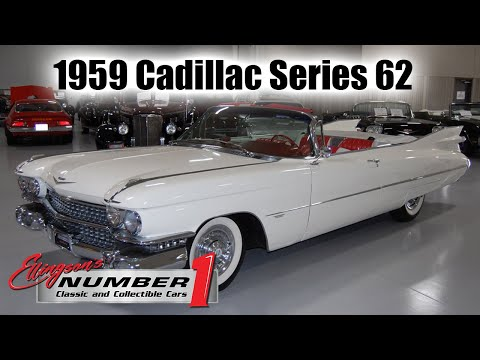 1959 Cadillac Series 62 (CC-1392409) for sale in Rogers, Minnesota