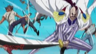 "One Piece 463 Special - ""Battle Commanders"""