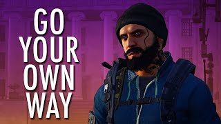 The Division 2 Won't Disappoint Solo Players