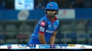 Mumbai Indians vs Delhi Capitals • 3rd IPL Match 2019 Full Match Highlights