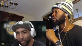 KING KTF | Mysonne Freestyles On Flex [Hot 97]   REACTION