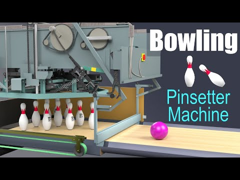 How a Bowling Alley Works