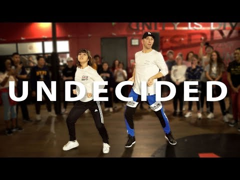 "CHRIS BROWN - ""UNDECIDED"" 