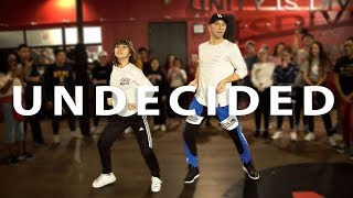 "CHRIS BROWN   ""UNDECIDED"" 