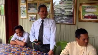 preview picture of video 'Ucapan Timb. Pengarah III JKR Sabah'