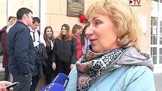 Inaugurazione targa commemorativa in onore di Fedor Kuz'mich Suskov
