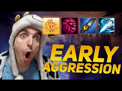GO FOR A WHIRL WITH EARLY AGGRESSION 2.0 - COWSEP