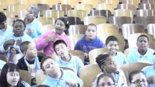 """PS22 Chorus """"HO HEY"""" The Lumineers"""