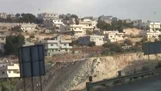 preview picture of video 'Jordania7HighwaytoAmman'