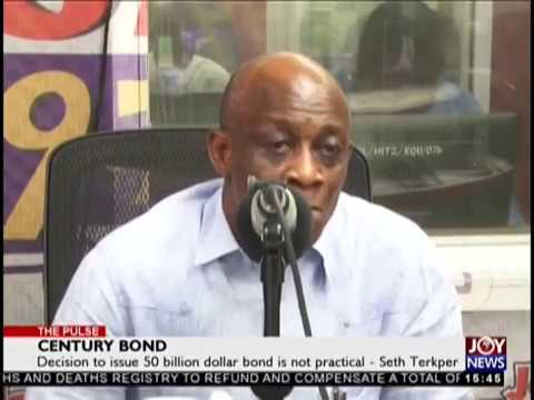 Century Bond - The Pulse on JoyNews (4-9-18)