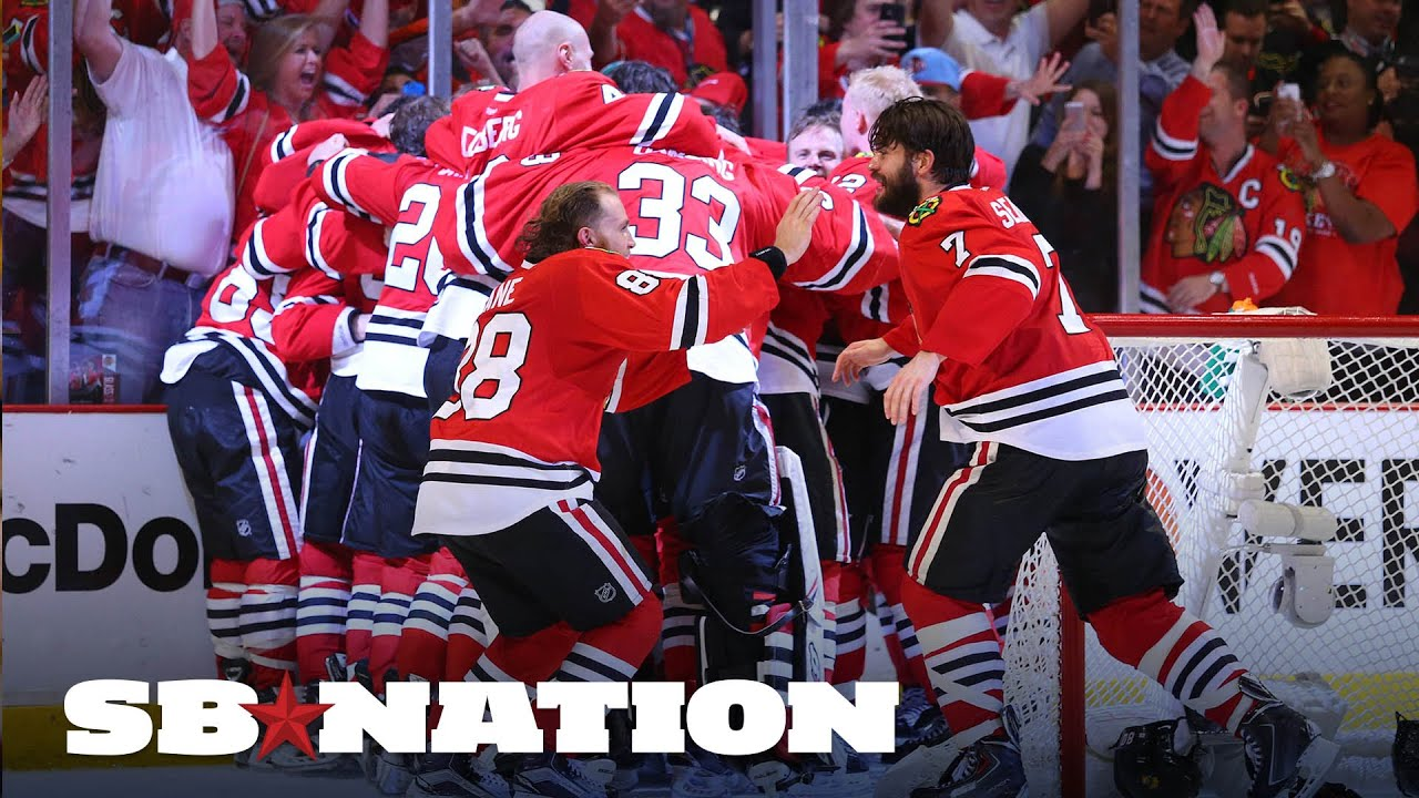 The goals that won the Blackhawks the 2015 Stanley Cup thumbnail