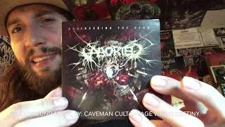 Vital Vinyl Vlog: Aborted-Engineering The Dead