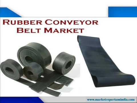Rubber Conveyor Belt - Endless Rubber Conveyor Belt Latest