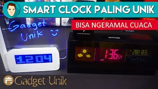 4 Jam unik yang belum pernah kamu lihat #GadgetUnik