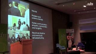 Laura Keller and Lisa Woodley: Companies & Change: Service Designer as Group Therapist