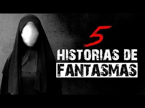 5 Historias de fantasmas para contar en la oscuridad │ MundoCreepy │ NightCrawler