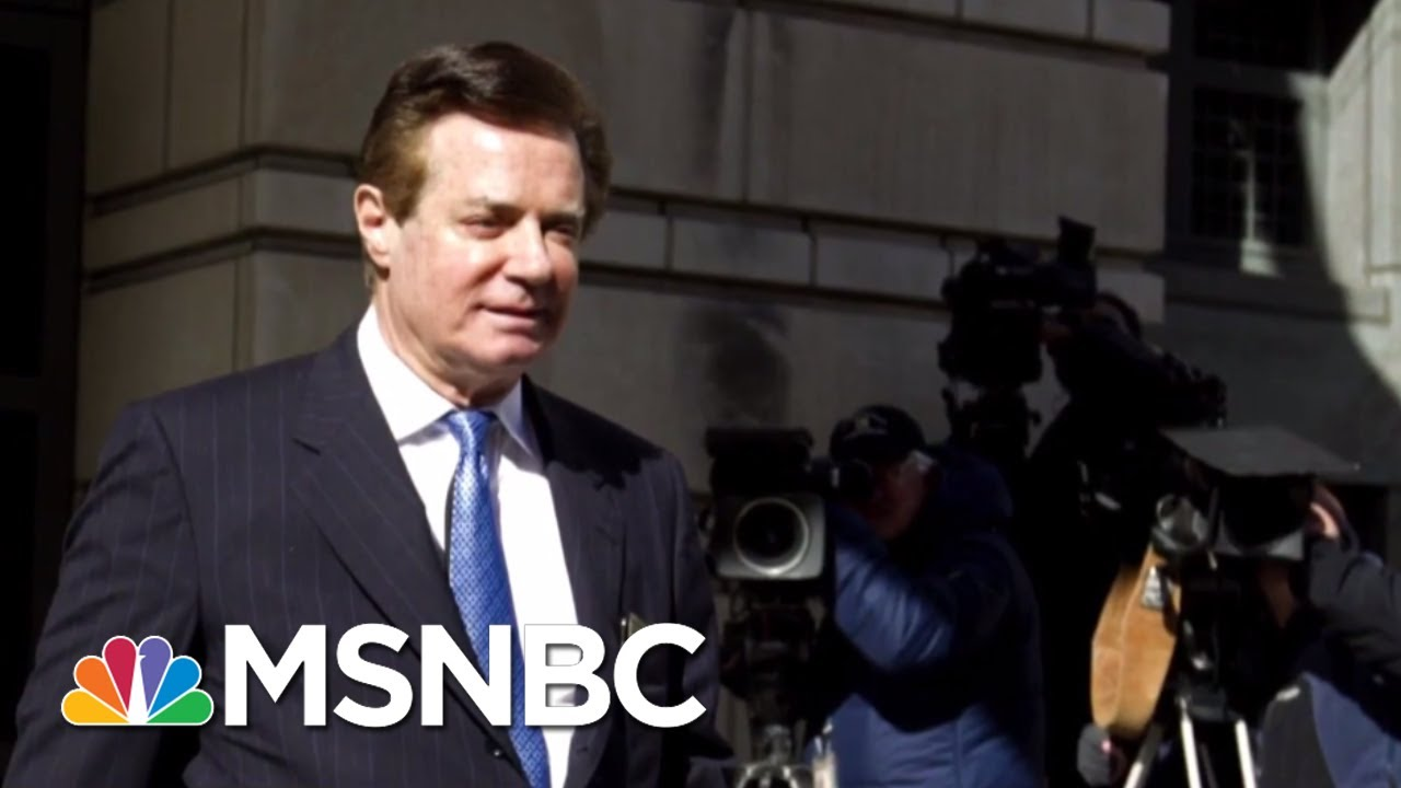 Robert Mueller Hits Paul Manafort With Brand New Charges | The 11th Hour | MSNBC thumbnail