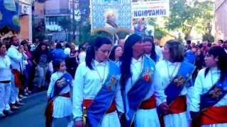 preview picture of video '1/5/2011 ottavario ASS.VIA G.LEOPARDI 53 FUORIGROTTA'