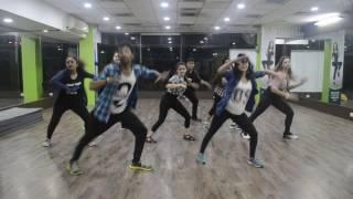 Gambar cover Hulara by J Star | Zumba Fitness Choreography | Bollywood | Chetan Agarwal