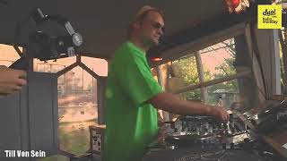 Till Von Sein and Jimpster - Live @ Hello Monday! Open Air 2017