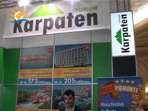 Interviu Cristina Ioniță – Karpaten, Târg Holiday Market, 17-21 martie, Bucureşti – VIDEO