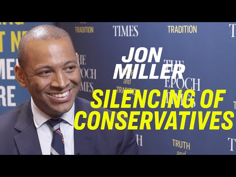 On Censorship of Conservatives & Squad's Accusations—White House Brief's Jon Miller [TSAS Special]