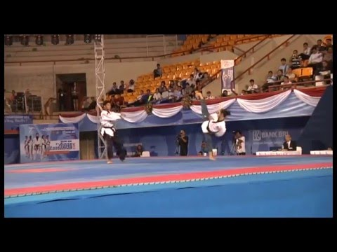 Bank BRI 7th Asian Junior Taekwondo Championship