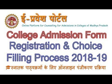 mp4 College Registration Form, download College Registration Form video klip College Registration Form