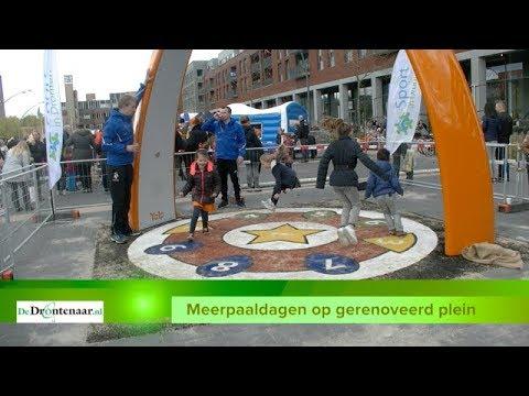 VIDEO | Er spuit tijdens de Meerpaaldagen geen bier uit het fontein