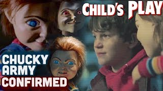 24 New Things To Know About Child's Play (2019)