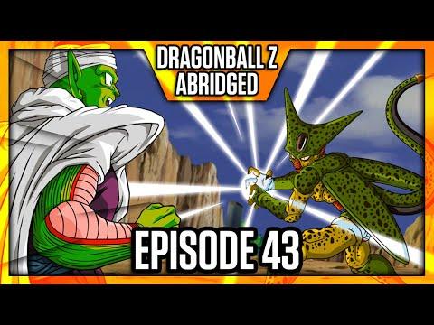 DragonBall Z Abridged: Episode 43 - TeamFourStar (TFS)