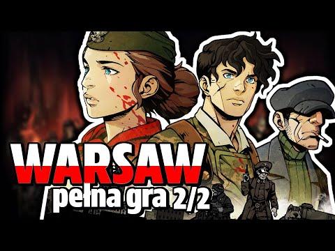 WARSAW - Powstanie Warszawskie w stylu Darkest Dungeon?