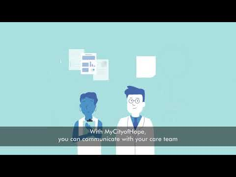 MyCityofHope Online Health Portal | City of Hope (Captioned)