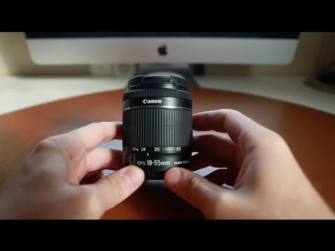 Canon EF-S 18-55mm f/3.5-5.6 IS STM | Revisión en profundidad