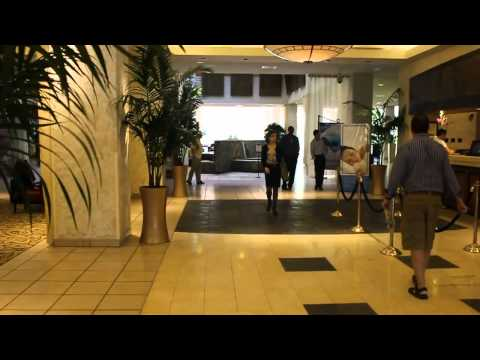 Downtown Miami Hyatt Regency Hotel Tour and Review