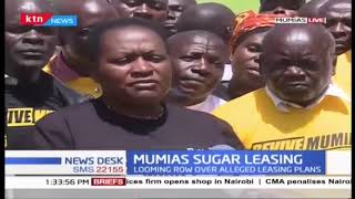 Mumias Sugar leasing: Looming row over alleged leasing plans