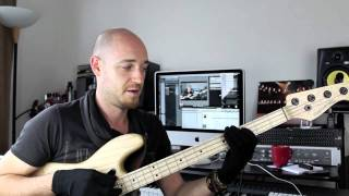 How to expand and develop your bass lines Pt3 - Bass Lesson with Scott Devine (L#33)