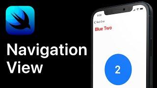 SwiftUI Navigation - NavigationView & NavigationLink Tutorial