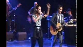 Looking for Paradise | Alejandro Sanz & Alicia Keys | Madrid, 18.01.2010