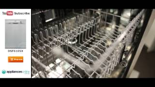 Dishlex Dishwasher DSF6105X reviewed by expert - Appliances Online