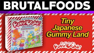 Tiny Japanese Gummy Kit! - Popin' Cookin' Review