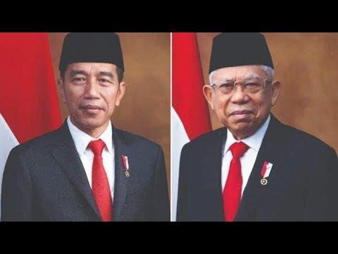 Pelantikan Presiden dan Wakil Presiden RI 2019-2024