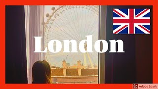 FALLING IN LOVE WITH LONDON | Study Abroad Series: Episode 1